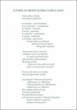 Podróże Z żabkami Po Polsce Wiersze I ćwiczenia Logopedyczne Dla Dzieci W